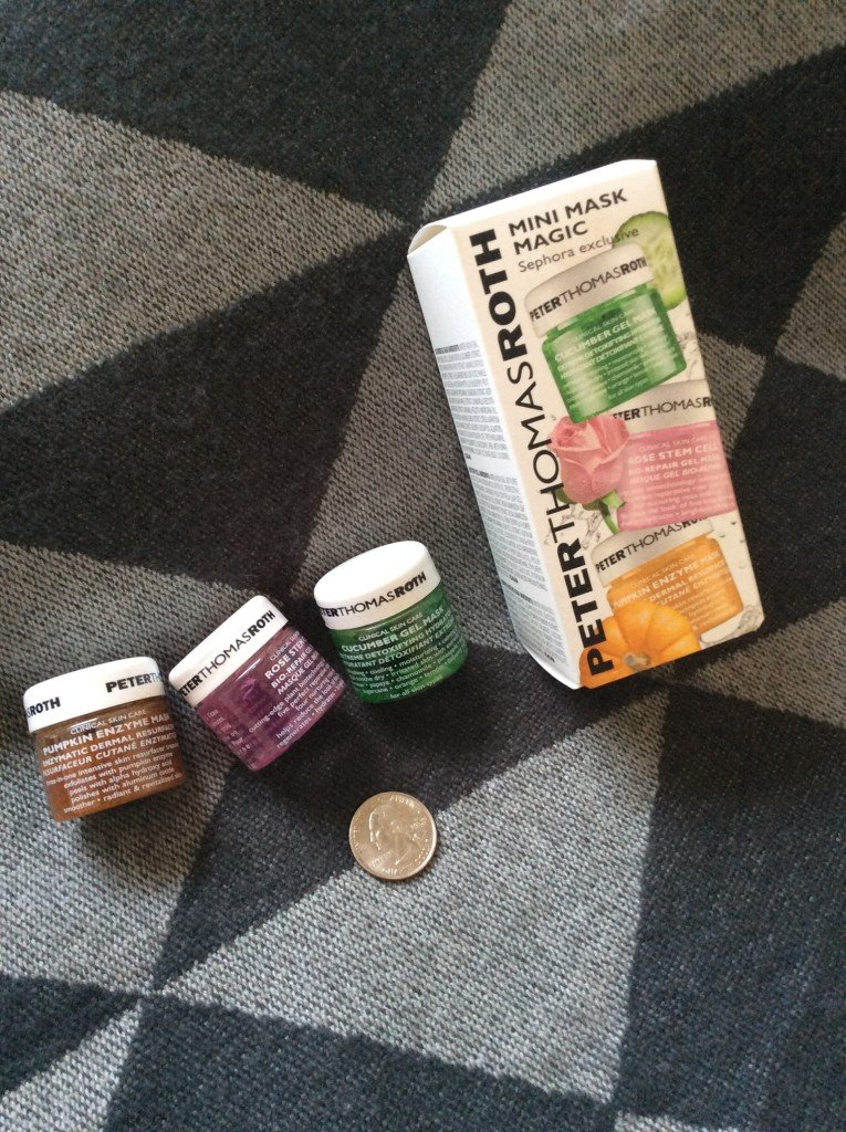 Review: Peter Thomas Roth Mini Mask Magic Kit