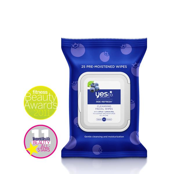 Review: Yes To Blueberries Makeup Wipes