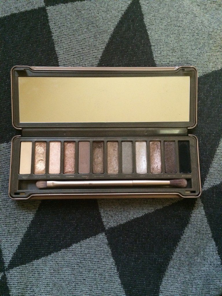 Urban Decay Naked2 Palette Review