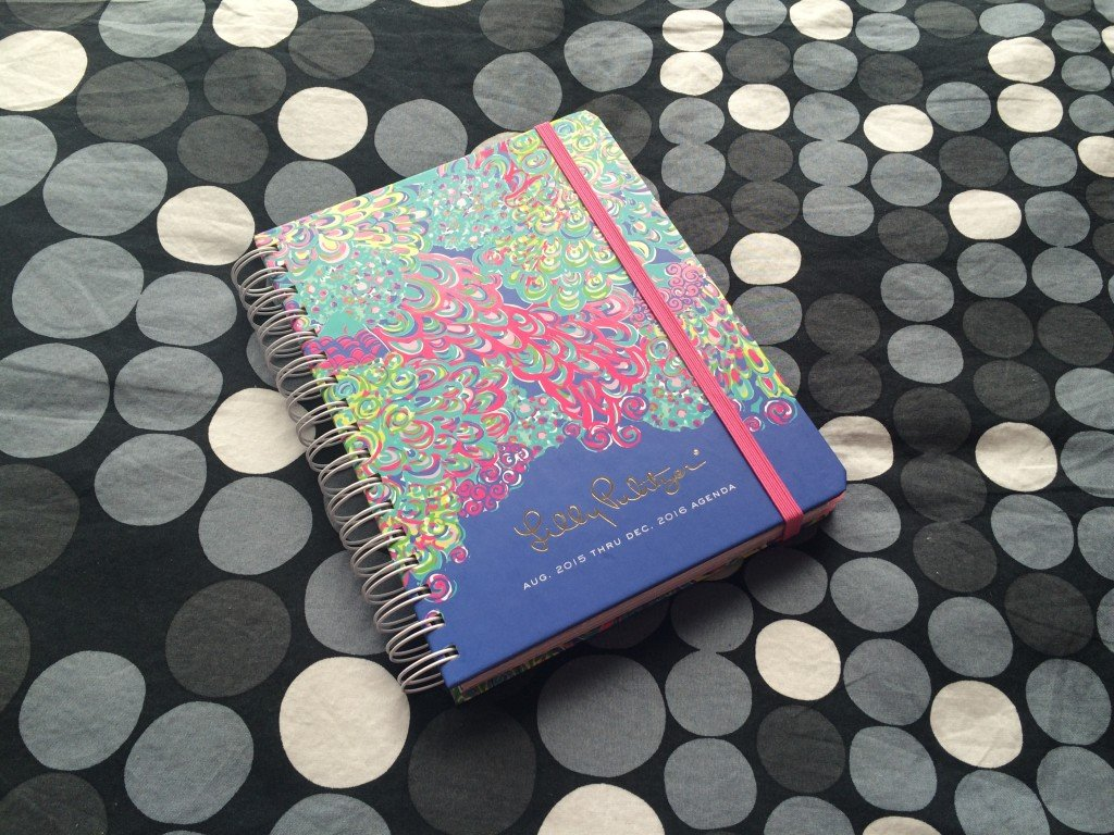 Lilly Pulitzer 2015-2016 Agenda Review (Part 2)