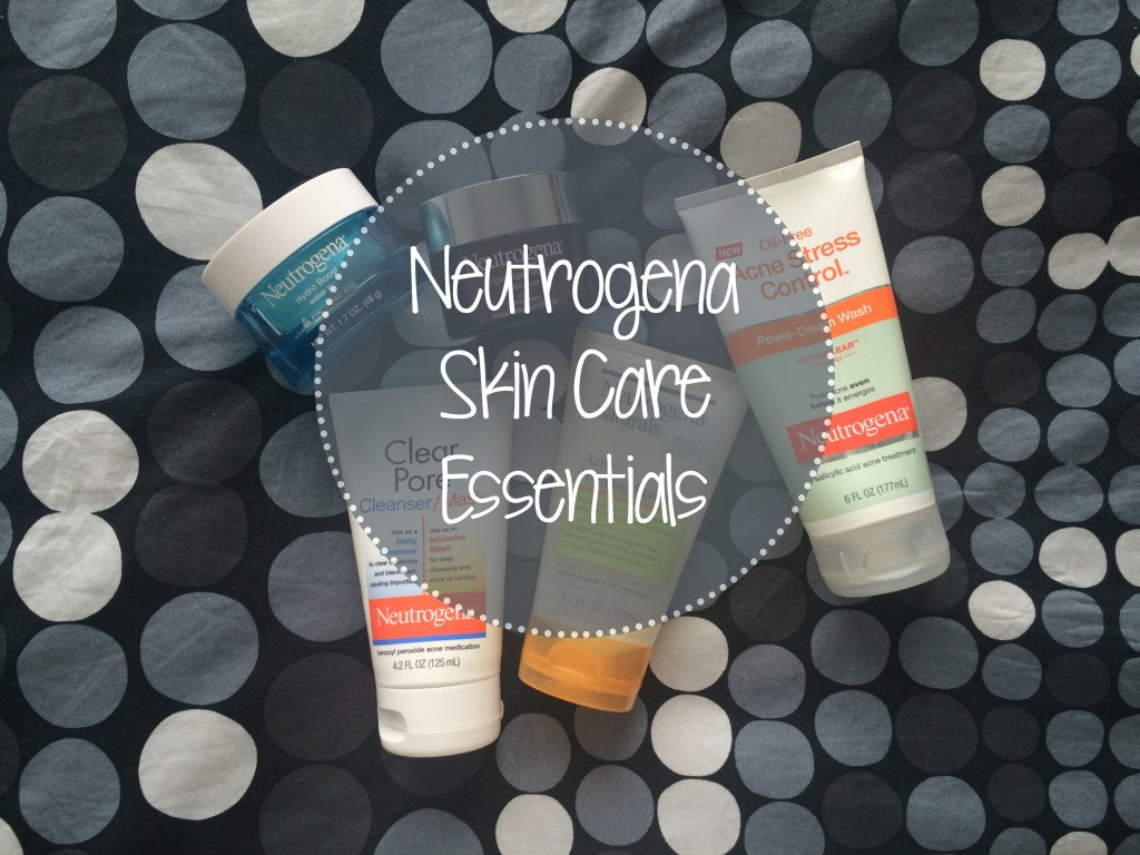 Neutrogena Skin Care Essentials