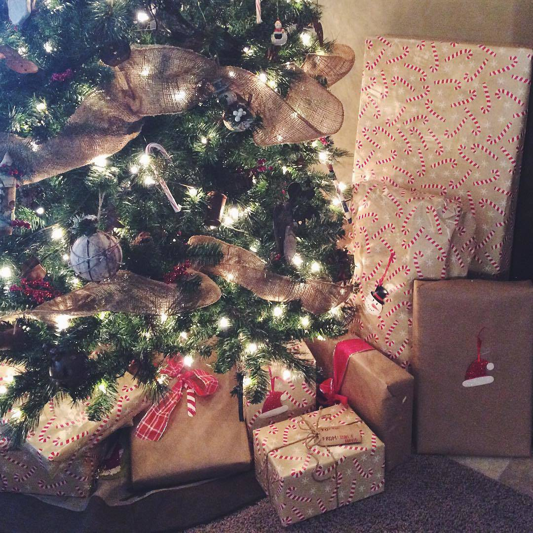 Christmas 2015 with My Family