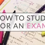 How To Study For an Exam | College Tips | Hayle Olson | www.hayleolson.com