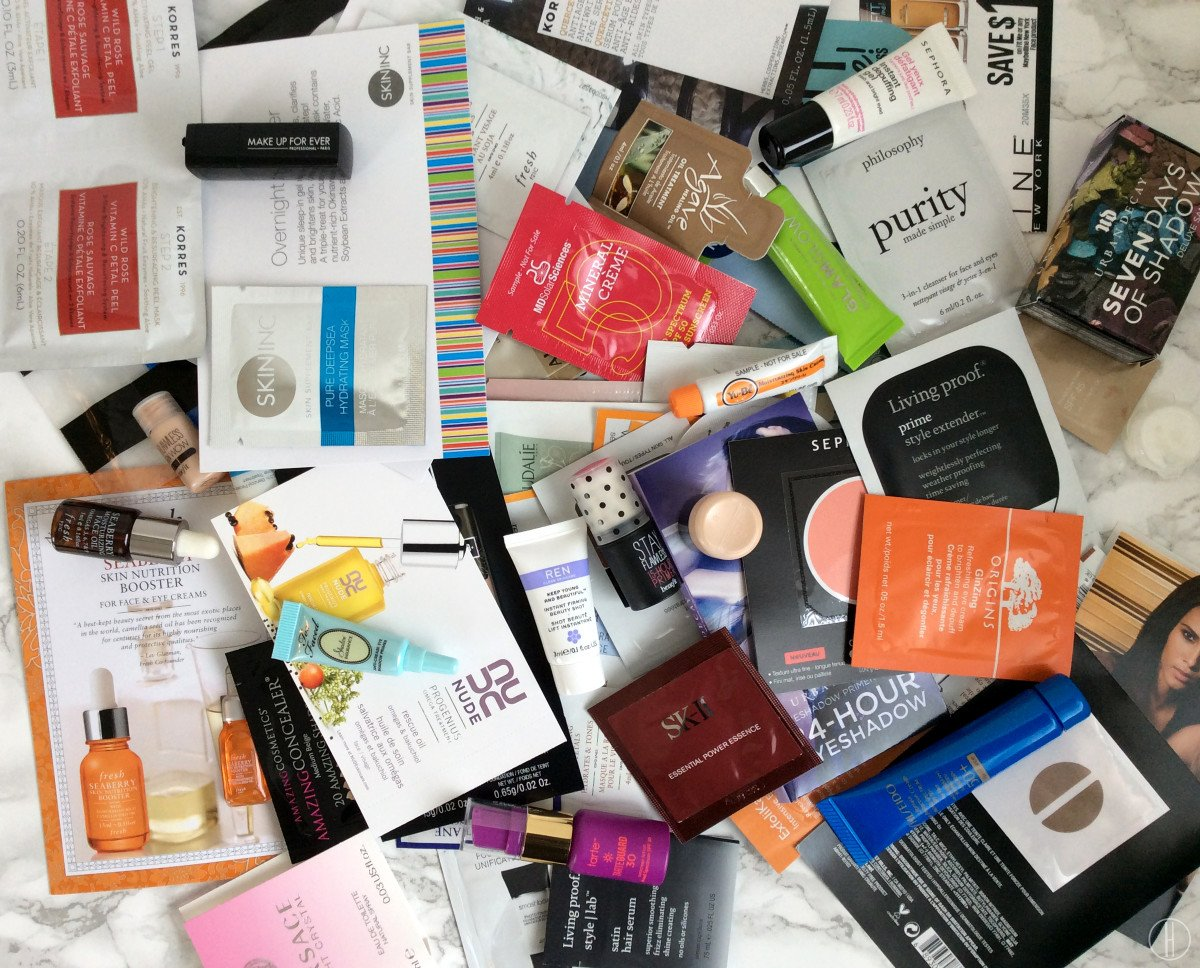 Room Planner Free How To Use Your Makeup Samples Wisely Hayle Olson