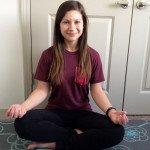 OOTD: Yoga Time | Hayle Olson | www.hayleolson.com
