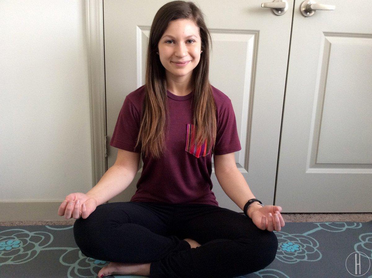 OOTD: Yoga Time