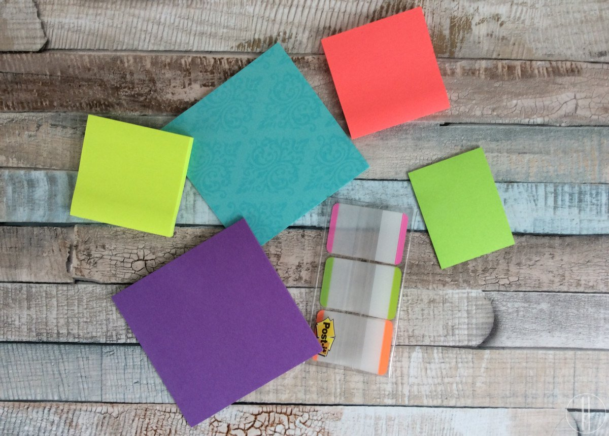 How To Organize Your Planner | Hayle Olson | www.hayleolson.com