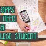 8 Apps you NEED as a College Student | Hayle Olson | www.hayleolson.com