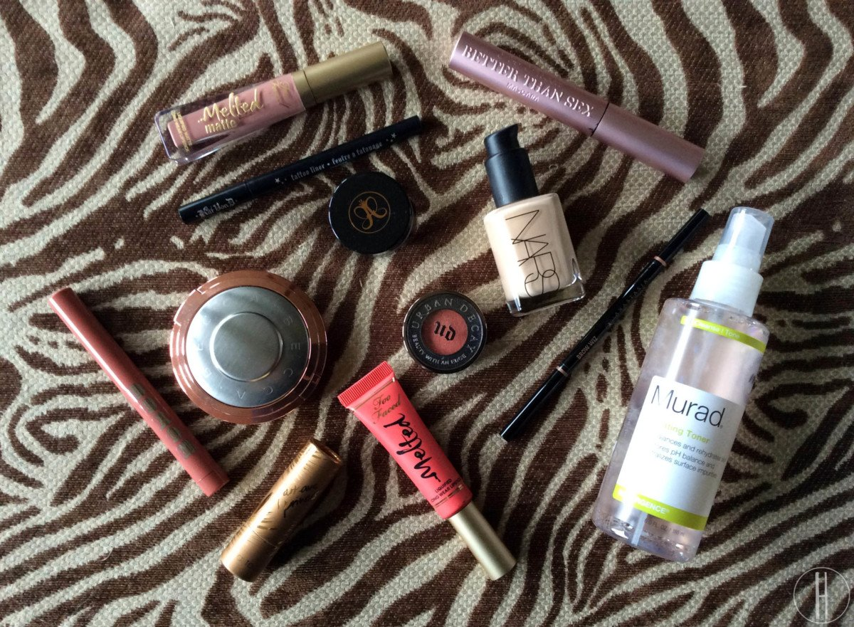 My Favorite Cruelty-Free Makeup Brands