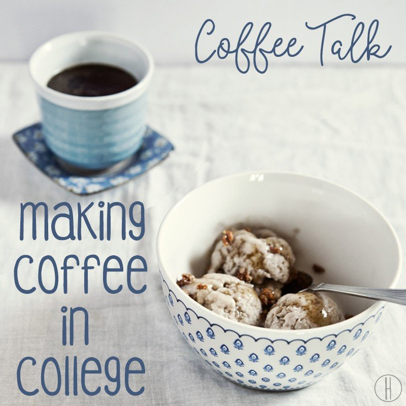 Coffee Talk: The Grinder | Hayle Olson | www.hayleolson.com
