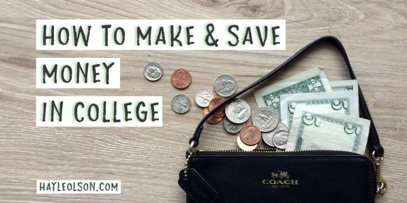 31 Money Saving Tricks for Students