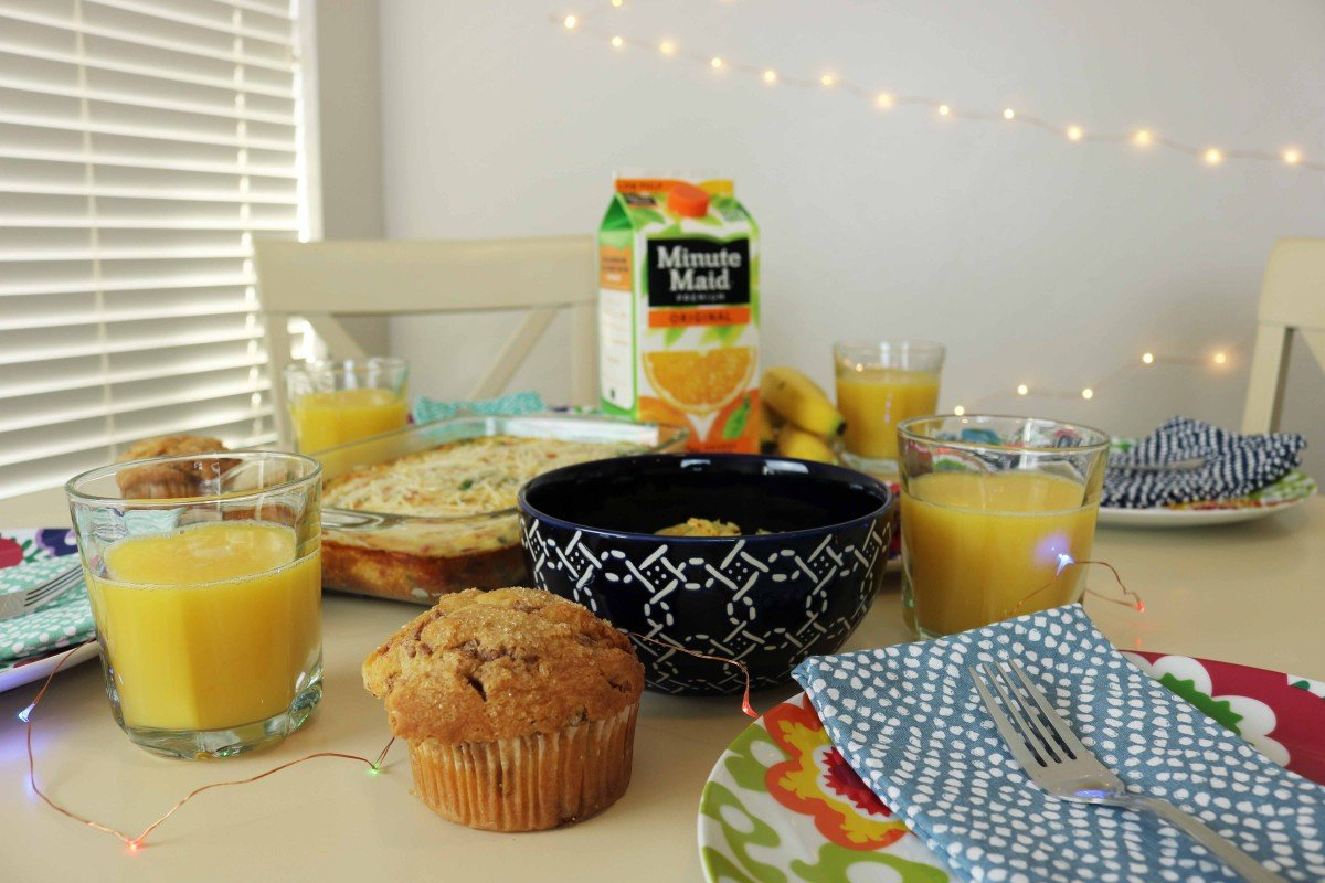 The Perfect Holiday Brunch | College Tips | Hayle Olson | www.hayleolson.com