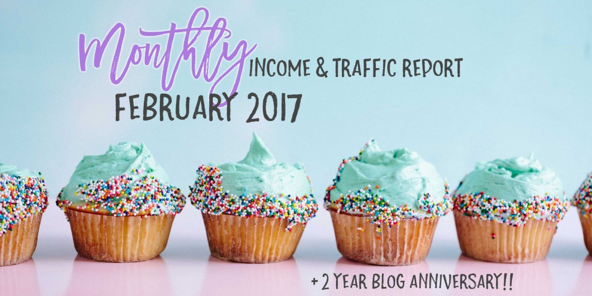 February 2017 Income & Traffic Report