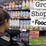 Grocery Shopping + Food Haul | College Tips | Healthy Life | Hayle Olson | www.hayleolson.com