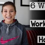 6 Ways to Exercise at Home | College Tips | Fitness Tips | Hayle Olson | www.hayleolson.com