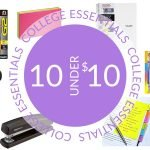 10 College Essentials Under $10 | College Tips | Hayle Olson | www.hayleolson.com