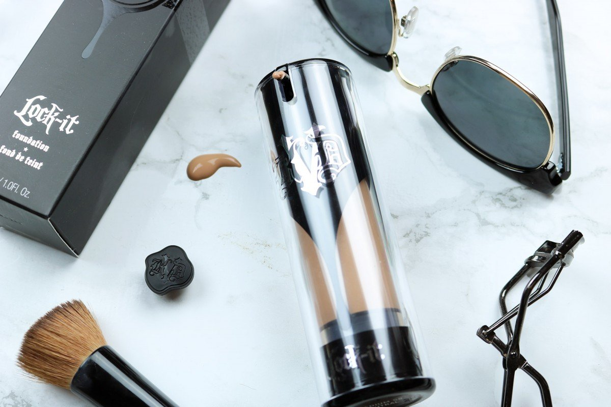 Kat Von D Lock-It Foundation Review