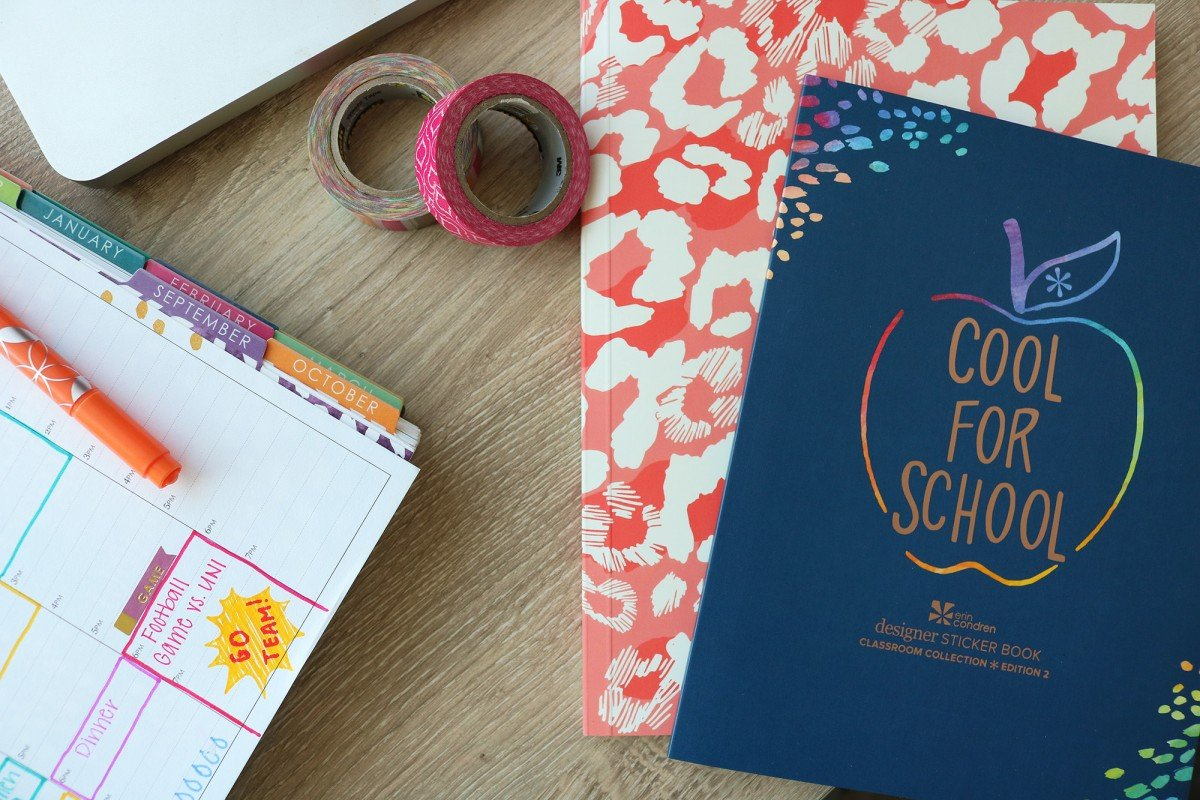 15 things to put in your college planner 2017 hayle olson