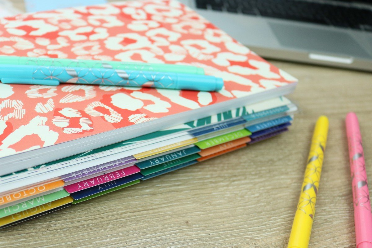 How To Organize Your Student Planner | College Tips | Hayle Olson | www.hayleolson.com