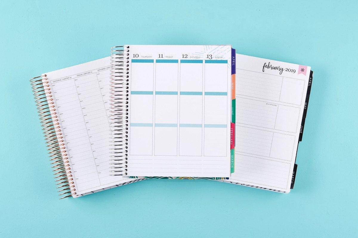 Erin Condren 2019 Life Planner Review   Hayle Olson