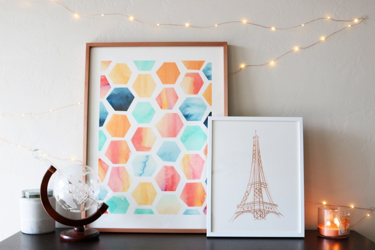 Refresh Your Space This Spring With New Artwork