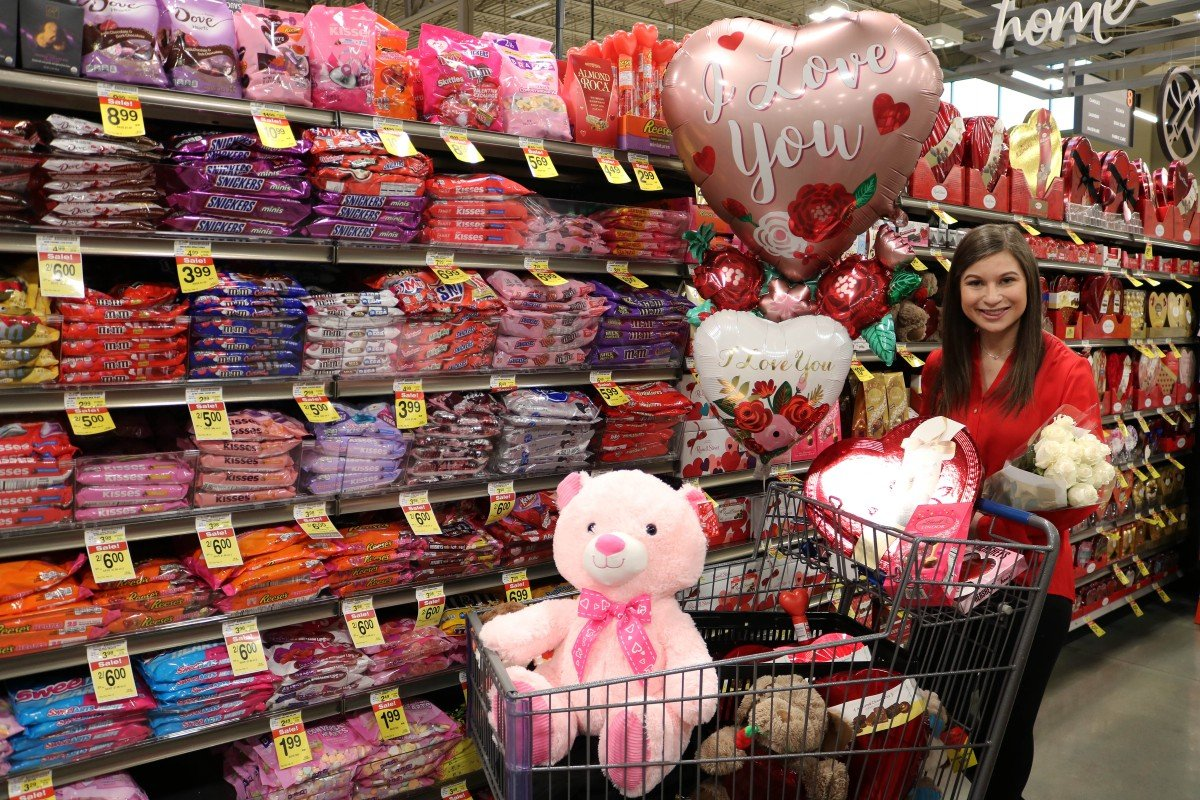 Celebrating Love with Albertsons on Broadway