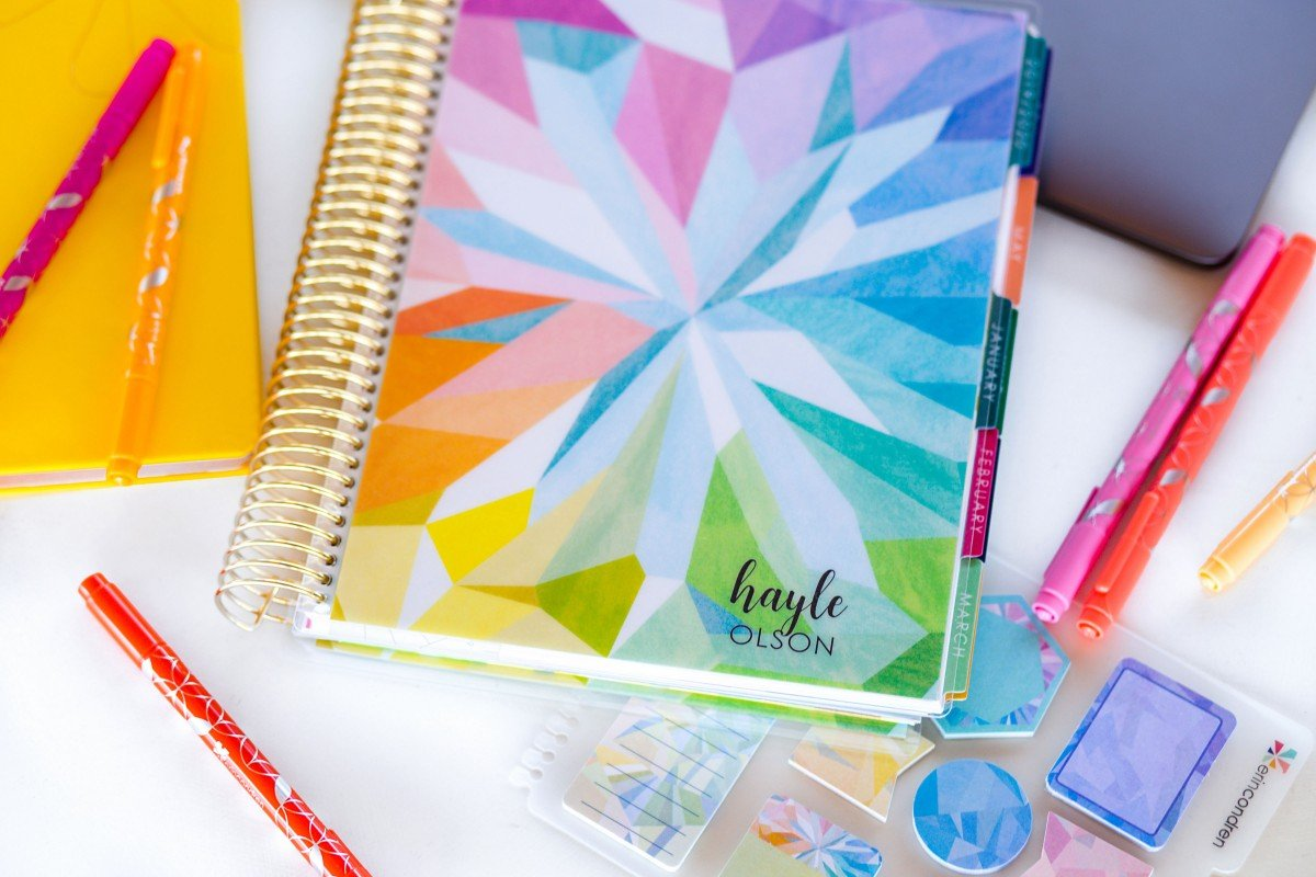 Organize Your Life With The New 2020 Erin Condren LifePlanner
